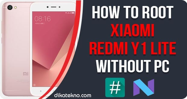 Root Xiaomi Redmi Y1 Lite Without PC