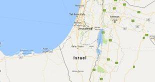 hilangnya palestina