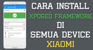 install xposed di xiaomi