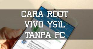Cara Root Vivo Y51L