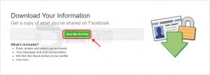 mengembalikan pesan foto video facebook terhapus