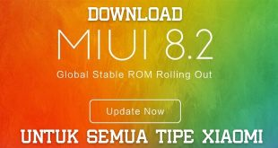 Download ROM MIUI 8.2 Global Stable