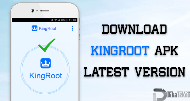 Download KingRoot Terbaru v5 3 7 APK 2019 | Dika Tekno