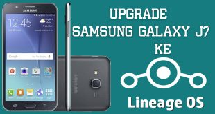 Upgrade Samsung Galaxy J7 ke Nougat