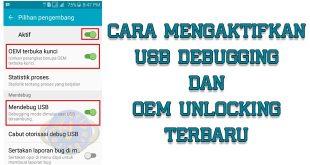 Cara Mengaktifkan USB Debugging dan OEM Unlock