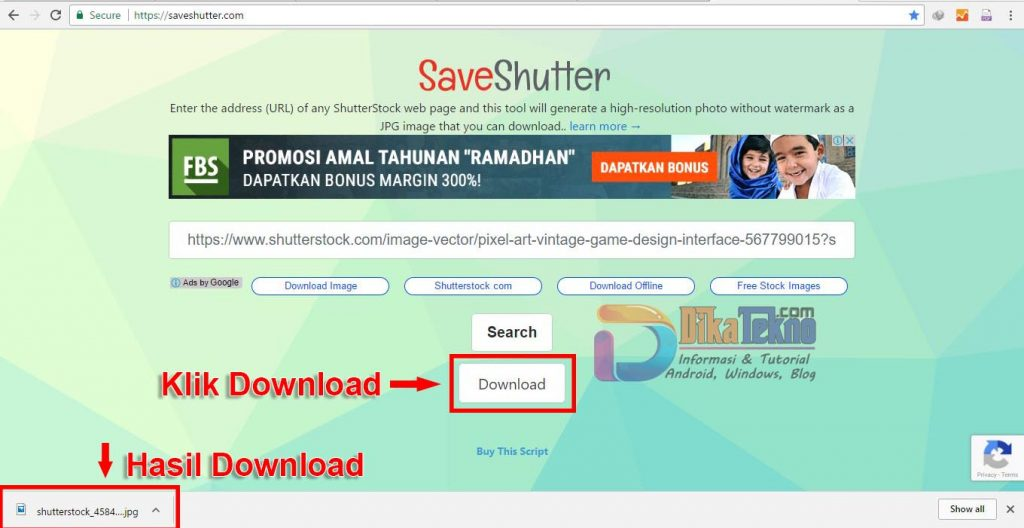 Cara Download Di Shutterstock Free - weeklymediazoneq