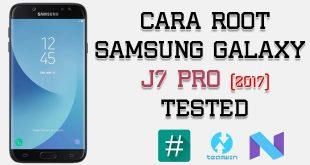 Cara Root Samsung Galaxy J7 Pro