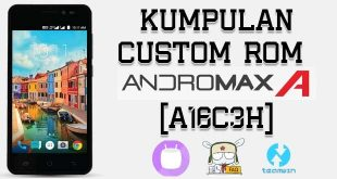 Custom ROM Andromax A A16C3H