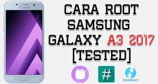 Root Samsung Galaxy A3 2017