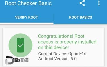 Root Oppo F1s Tanpa PC