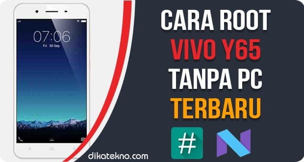 Root Vivo Y65 Tanpa PC