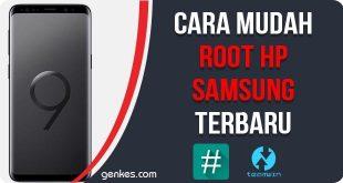Cara Mudah Root Hp Samsung
