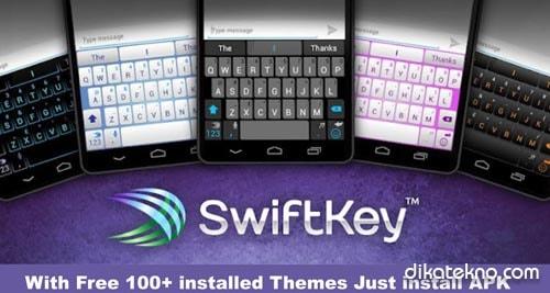 Download Aplikasi Keyboard Android