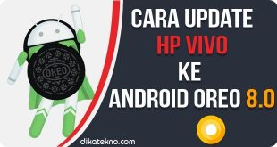 Update Hp Vivo ke Android Oreo