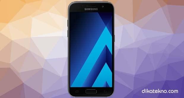 FirmwareSamsung Galaxy A3 2017