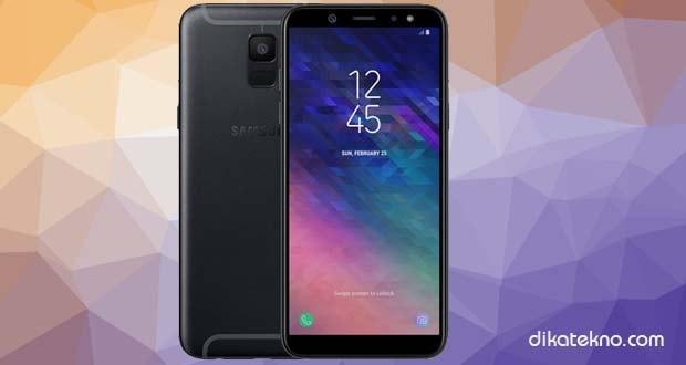 FirmwareSamsung Galaxy A6 [SM-A600G]
