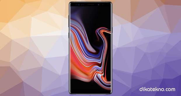Firmware Samsung Galaxy Note 9 [SM-N960F]