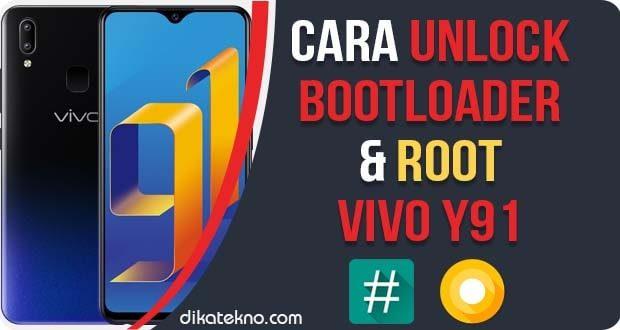 Cara Unlock Bootloader dan Root Vivo Y91 Terbaru [Tested] | Dika Tekno