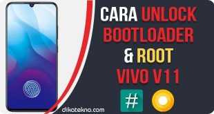 Unlock Bootloader dan Root Vivo V11