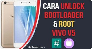 Unlock Bootloader dan Root Vivo V5