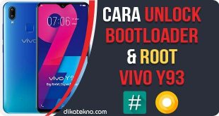 Unlock Bootloader dan Root Vivo Y93