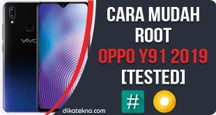 Unlock Bootloader dan Root Vivo Y91 2019