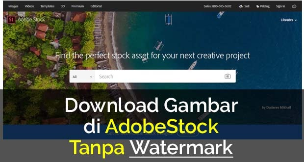 Download di Adobestock Tanpa Watermark