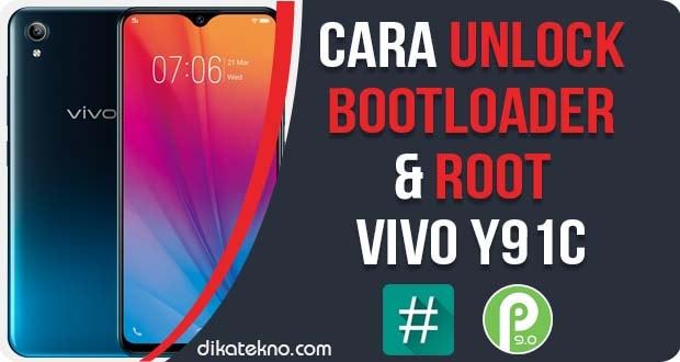Unlock Bootloader dan Root Vivo Y91C