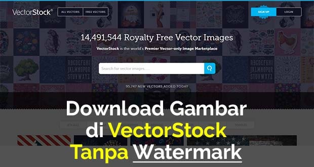 Download di Vectorstock Tanpa Watermark