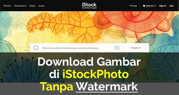 Download di iStockphoto Tanpa Watermark