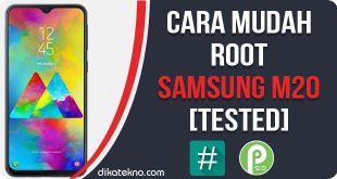 Root Samsung Galaxy M20 Tanpa PC