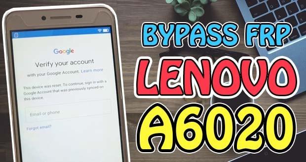 Melewati Verifikasi Akun Google Lenovo Vibe K5 Plus A6020