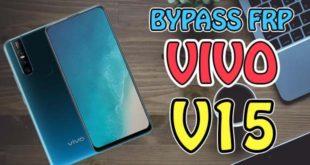 Bypass FRP Vivo V15