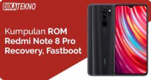 ROM Redmi Note 8 Pro
