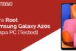 Root Samsung Galaxy A20s Tanpa PC