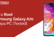 Root Samsung Galaxy A70 Tanpa PC
