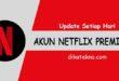 Akun Netflix Premium