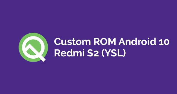 Android 10 Untuk Redmi S2