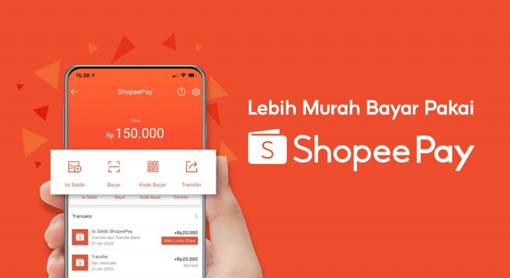 Aplikasi ShopeePay