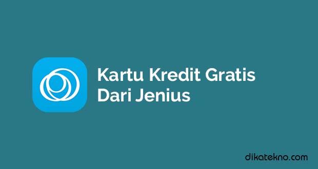 Kartu Kredit Gratis Dari Jenius