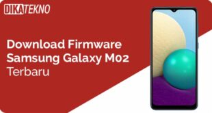 Firmware Samsung M02