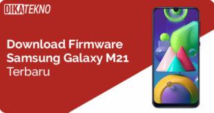 Firmware Samsung M21